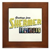 Shermer Framed Tile