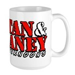 Stan &amp;amp; Haney Large Mug