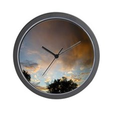 Colorado Sky Wall Clock