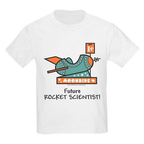 Future Rocket Scientist T-Shirt by andynortnik