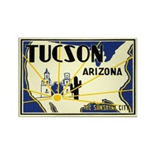 Tucson; Sunshine City, Magnet (10 pack)