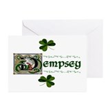 Dempsey Celtic Dragon Note Cards (Pk of 10)