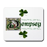 Dempsey Celtic Dragon Mousepad