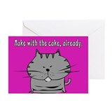 Fat Face Freddie Birthday Cards (Pk of 10)