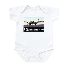 B-26 / A-26 Invader Infant Bodysuit