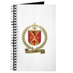 LANDRY Family Crest Journal