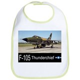 F-105 Thunderchief Fighter Bomber Bib