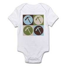 Geology Pop Art Infant Bodysuit