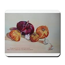 Onions Mousepad