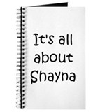 Cool Shayna Journal