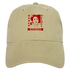 Nancy Pelosi - Monster! Baseball Cap