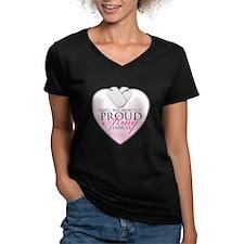 Lucky & Proud Fiancee Shirt