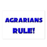 Agrarians Rule! Postcards (Package of 8)