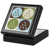 CPAing Pop Art Keepsake Box