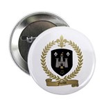 FORTIN Family Crest Button