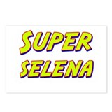Super selena Postcards (Package of 8)