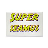 Super seamus Rectangle Magnet (10 pack)