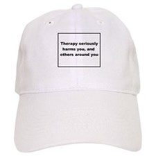 health warning #3 Baseball Cap