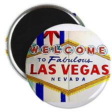 Cute Vegas Magnet