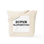 SUPER GRANDMOTHER Tote Bag