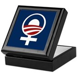 Unique Barack obama Keepsake Box