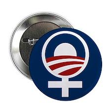 "Funny Obama biden 2008 2.25"" Button"