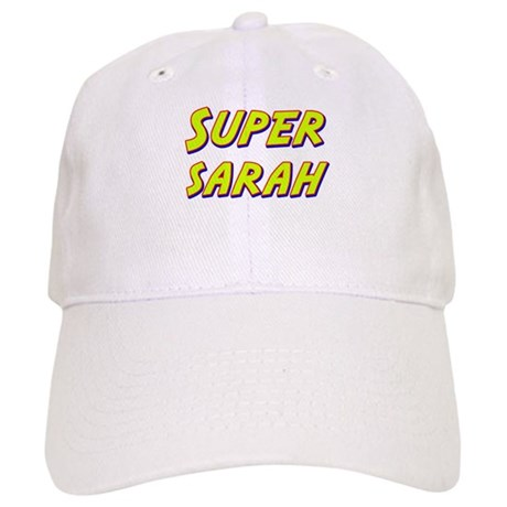 Super sarah Cap