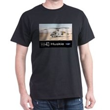 HH-43 Huskie Rescue Helicopter T-Shirt