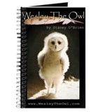 Cute Barn owl alliance Journal