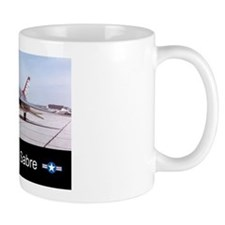 F-100 Super Sabre Fighter Mug
