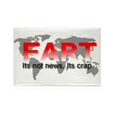 FART Rectangle Magnet