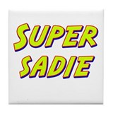 Super sadie Tile Coaster