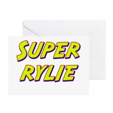 Super rylie Greeting Cards (Pk of 20)