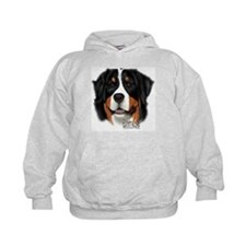 Cute Bernese mountain dog puppy Hoodie