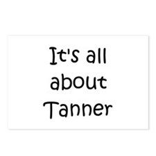 Cute Tanner Postcards (Package of 8)