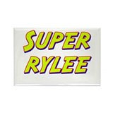 Super rylee Rectangle Magnet