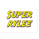 Super rylee Postcards (Package of 8)