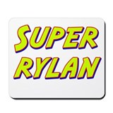 Super rylan Mousepad