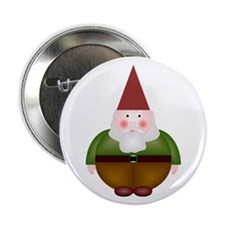 "Mister Gnome 2.25"" Button"