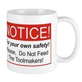 Notice / Toolmakers Mug
