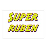 Super ruben Postcards (Package of 8)