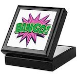 Bingo Bang Keepsake Box