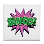 Bingo Bang Tile Coaster