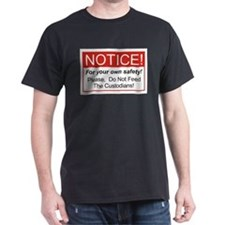 Notice / Custodians T-Shirt