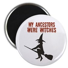 Ancestor Witches Magnet