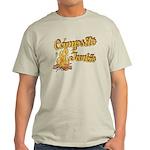 Campsite Junkie Light T-Shirt
