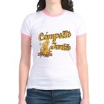 Campsite Junkie Jr. Ringer T-Shirt