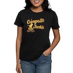 Campsite Junkie Women's Dark T-Shirt