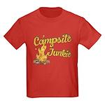Campsite Junkie Kids Dark T-Shirt