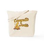 Campsite Junkie Tote Bag